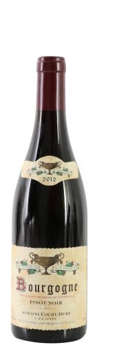 2012 Coche-Dury Bourgogne Rouge 750ml
