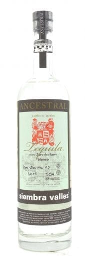 Siembra Valles Ancestral Tequila 100.4 Proof 750ml